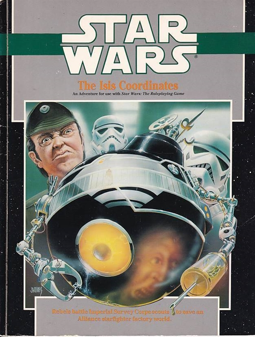 Star Wars D6 The Isis Coordinates (B Grade) (Genbrug)